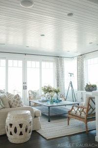 Classic Coastal Living Room - Becki Owens