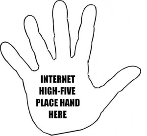 internet-hi-five