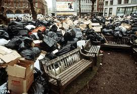 The Winter of Discontent, or the Winter of Bins?