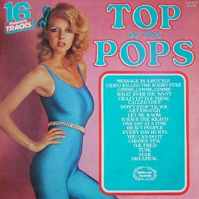 Before the Now albums came the Top of the Pops albums - this one from 1979
