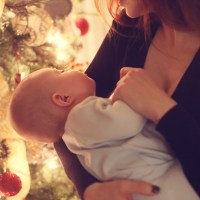 Mommy's First Christmas