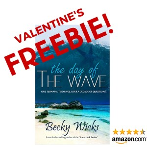 Free tsunami romance for Valentine's Day…