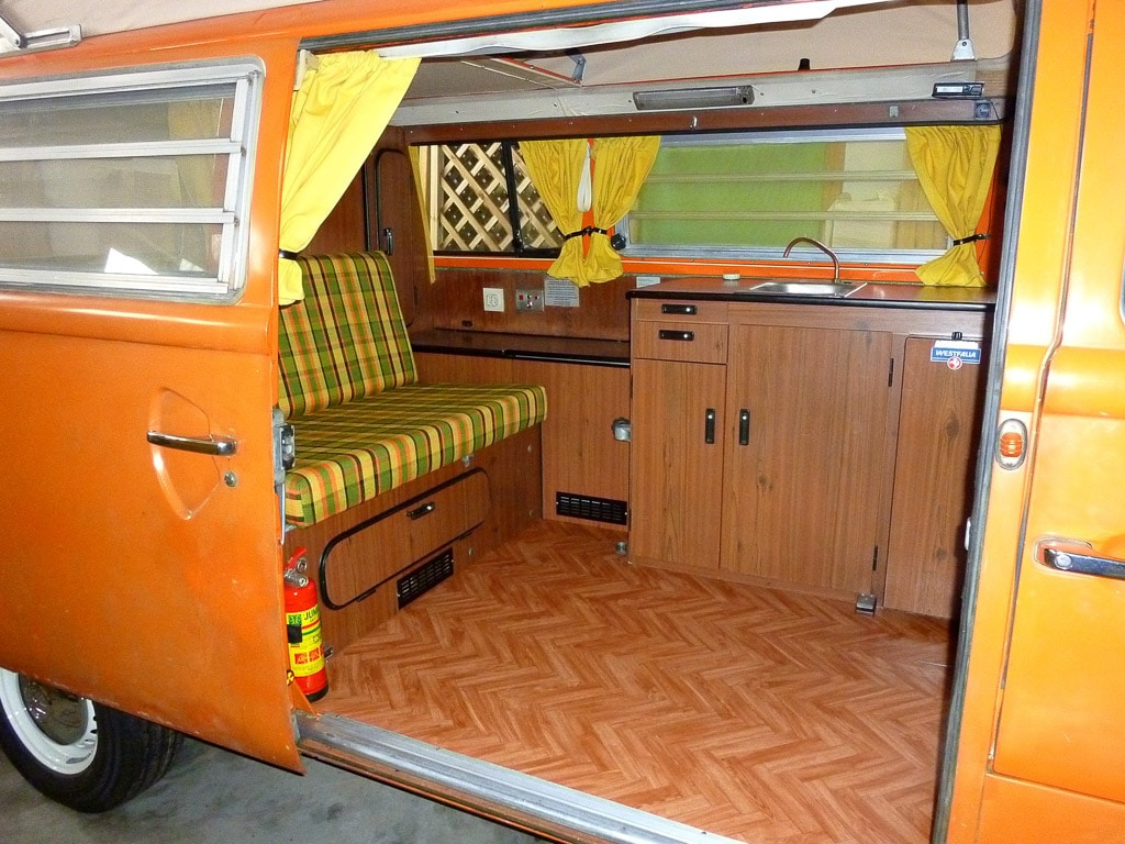 Italian Design Vw Amenagement Combi Vw Amenagement Du Vw Combi Split Pour