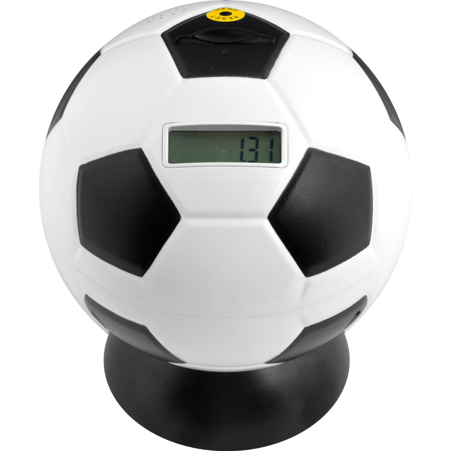 Piggy Bank With Counter Soccer Ball Digital Coin Counting Bank Only 5 29 Reg