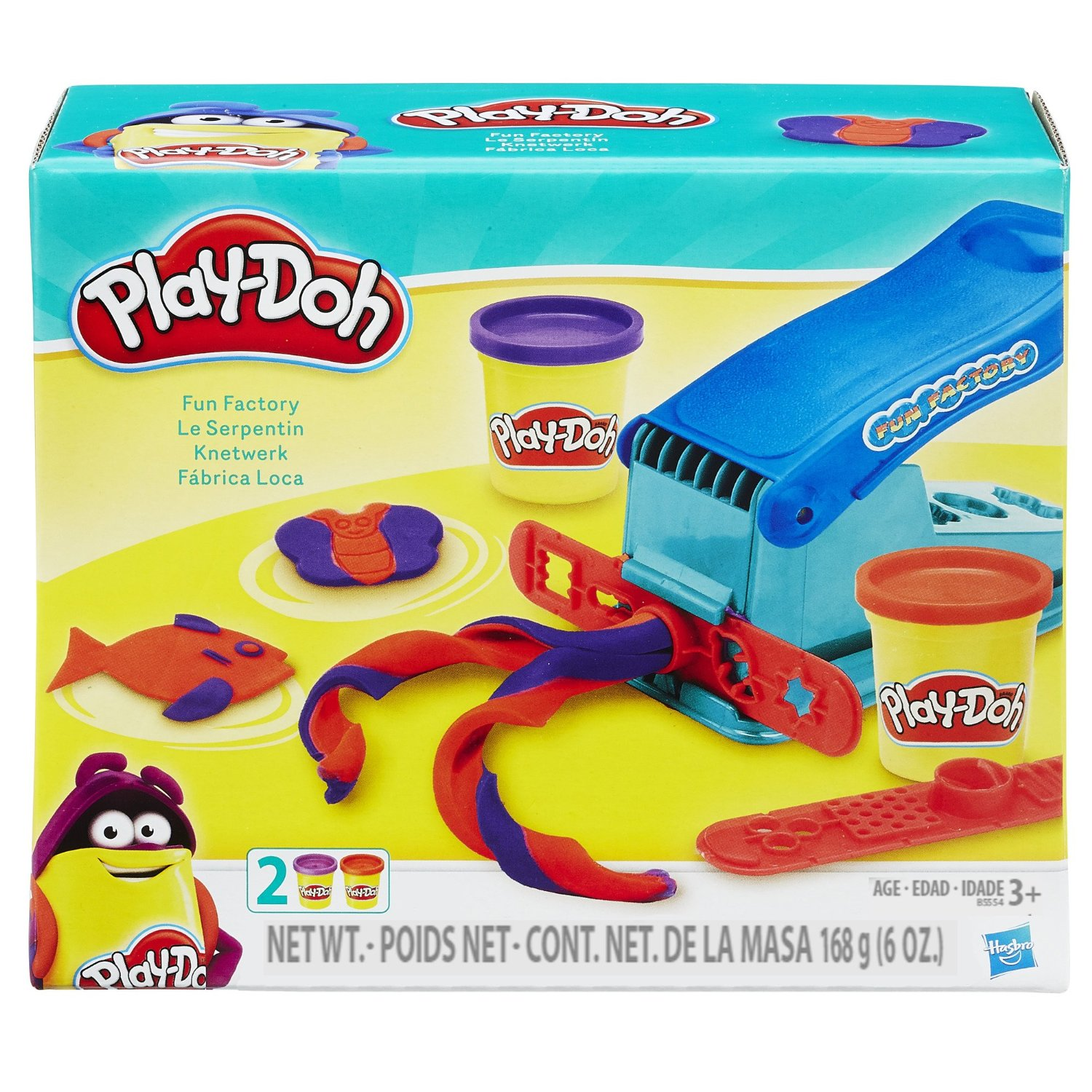 Play Doh Küche Knete Set Play Doh Fun Factory Only 4 94 Best Price Become A