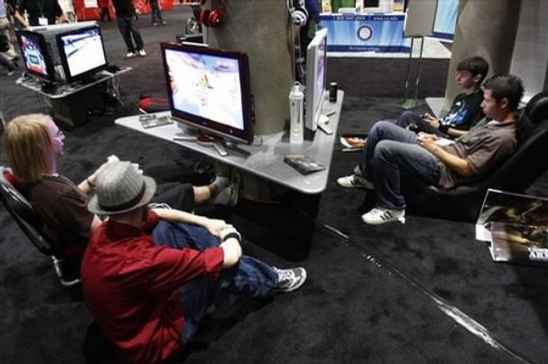 gamer testing ground Video Game Tester