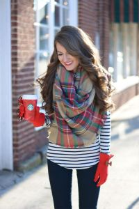 Must Have Women's Scarves For Winter 2018 | Become Chic