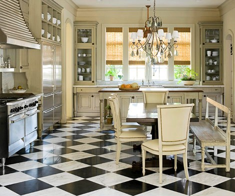 French Kitchens u2013 The Inside Scoop Becoming Madame - french kitchen design