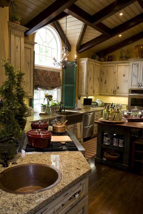 french kitchens scoop white kitchen beams white kitchen beamed ceiling home styles nantucket