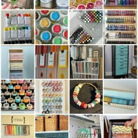 35 Crafty Craft Storage Ideas