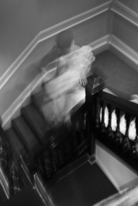 Valence House Ghost. Photo by Carol Parsons