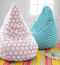 DIY beanbag for kids - becoration