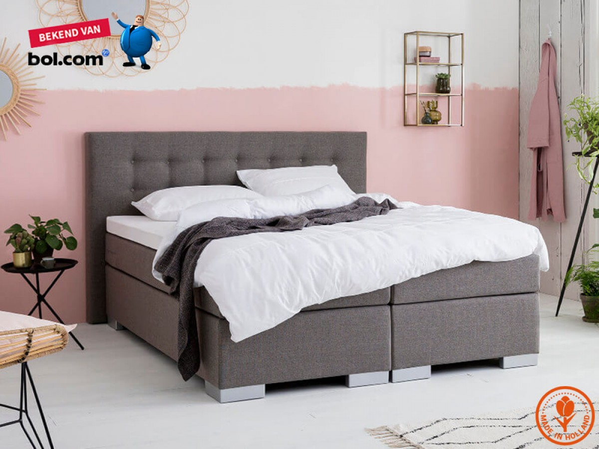 Bett Boxspring Boxspring Narvik | Bed-deals.nl