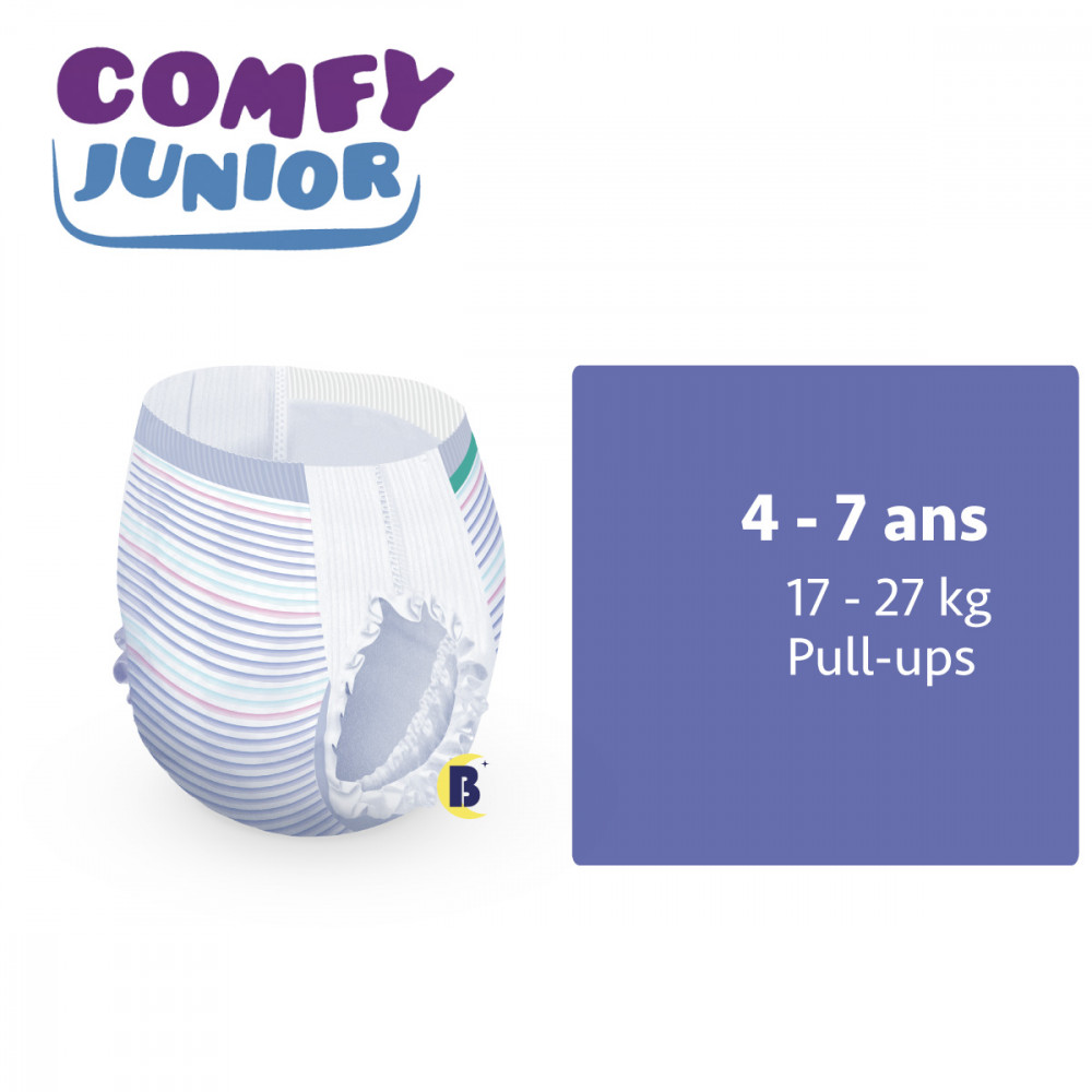 Protection Couche Adulte Id Comfy Junior Pants 4 7 Ans à L Unité