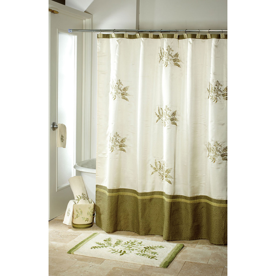 Boscov's Shower Curtains Avanti Shower Curtains Tent Over Bed