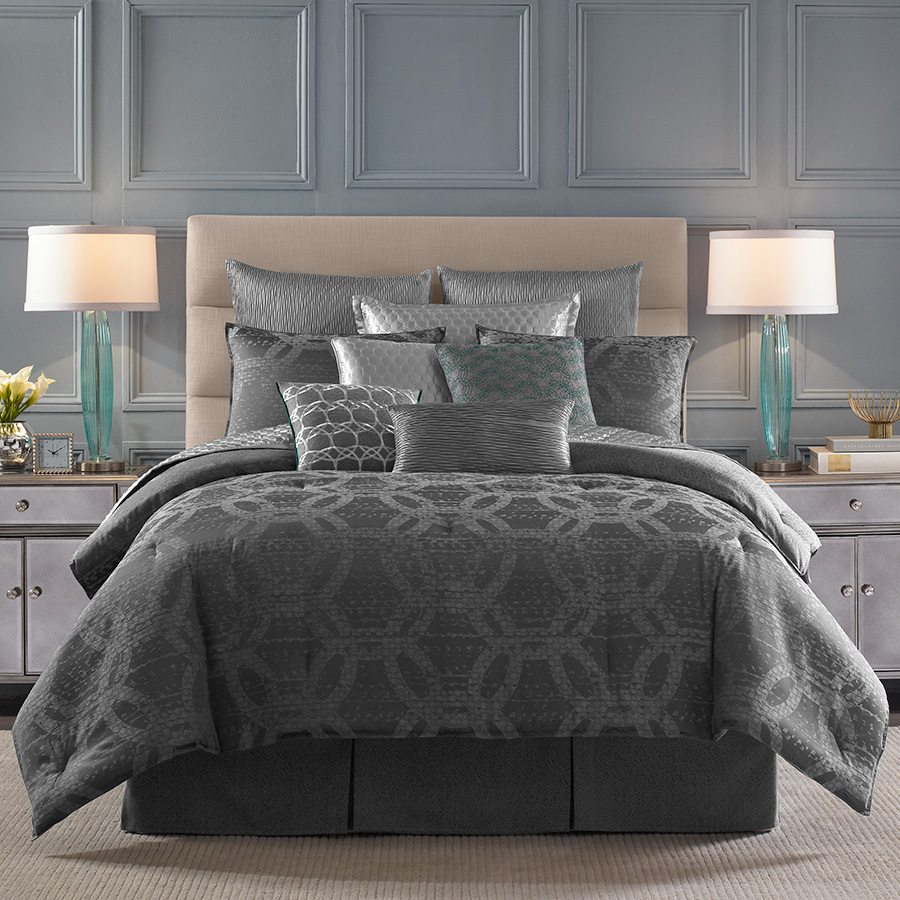 Queen Daybed Candice Olson Meridian Comforter Set From Beddingstyle.com