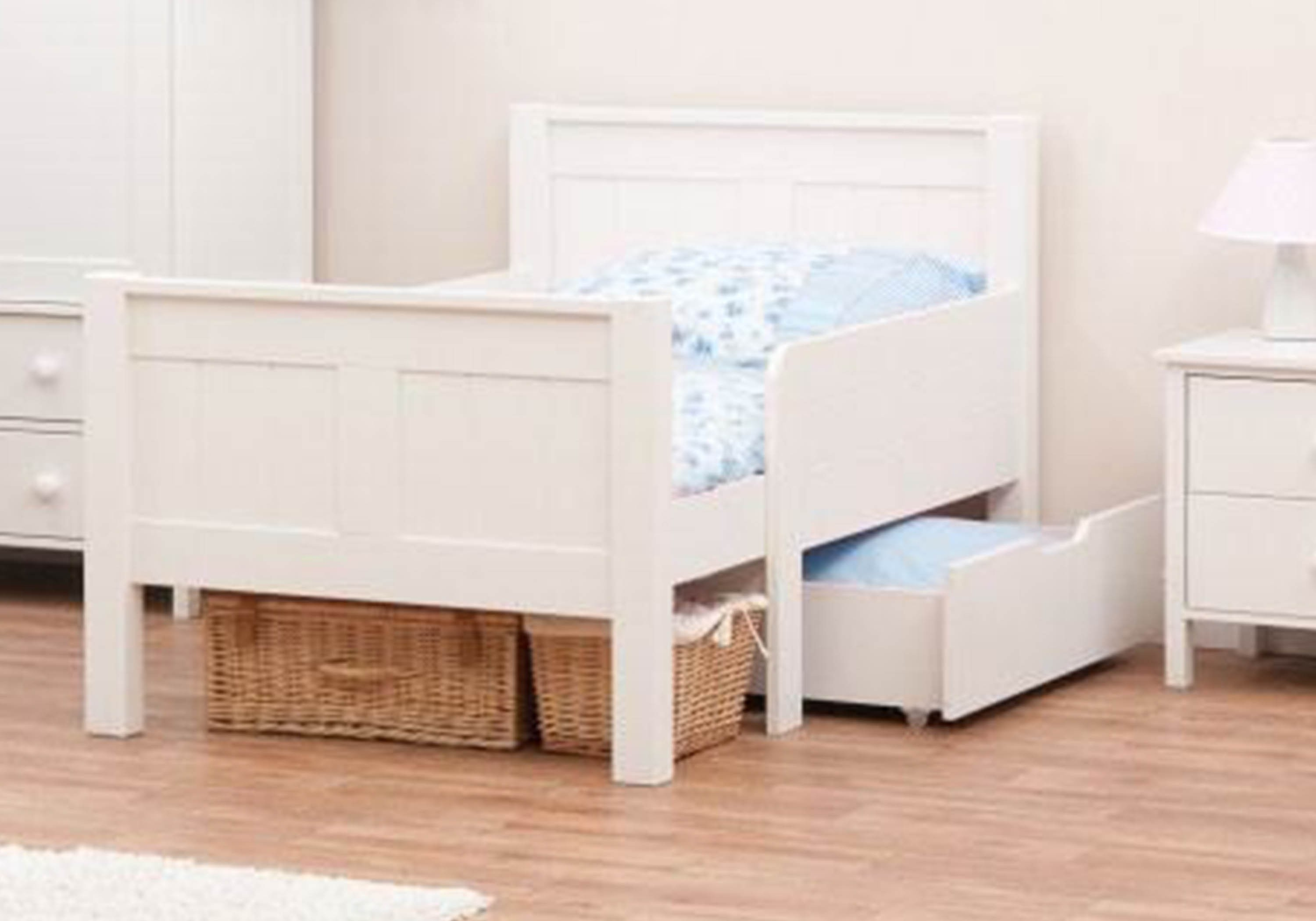 Stompa Classic Bunk Bed Stompa Classic Kids Starter Bed And Foam Mattress