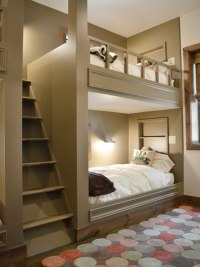 Build In Bunk Bed Plans PDF Woodworking
