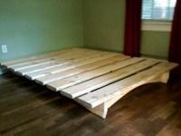 Diy Platform Bed Plans   BED PLANS DIY & BLUEPRINTS