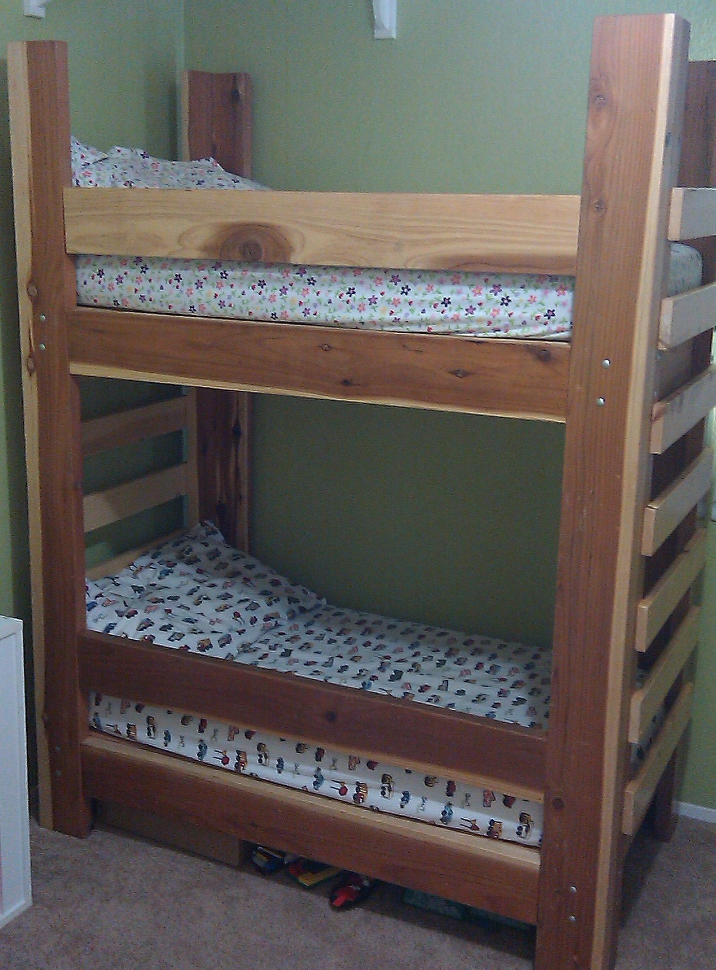 Toddler Bunks Plans To Build Bunk Bed Plans Toddler Pdf Plans