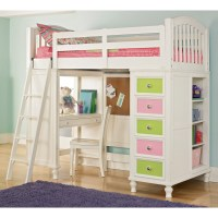 Loft Bed Plans For Kids | BED PLANS DIY & BLUEPRINTS