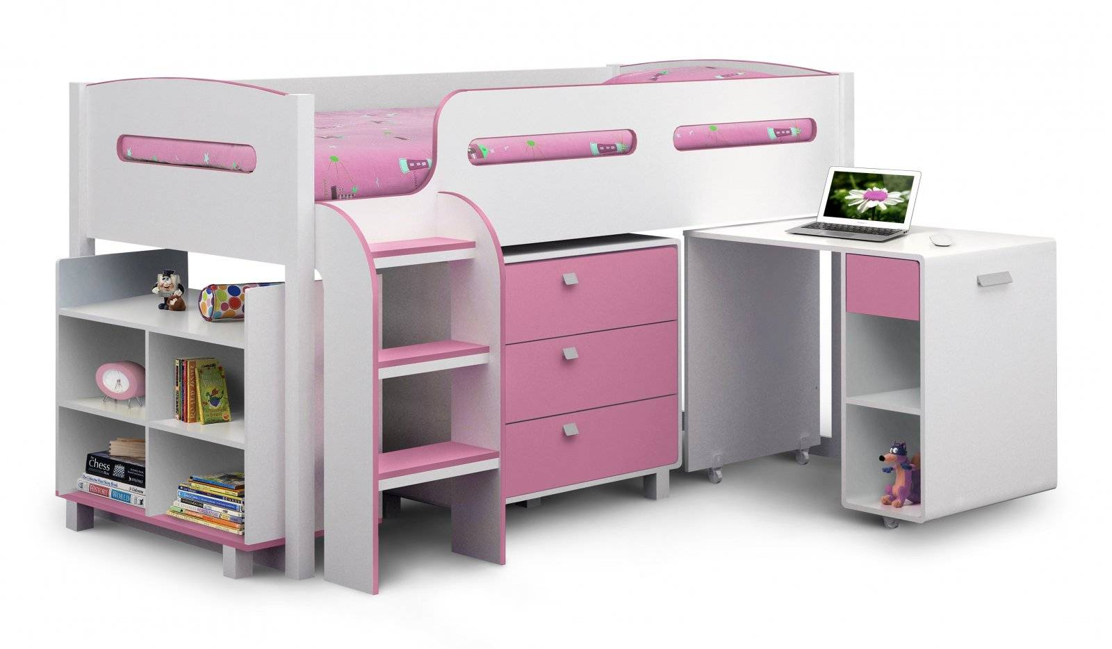 Beds With Storage Perth Bed 113 Cabin Bed