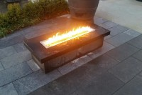 Natural Stone Fire Tables - Bedrock Natural Stone