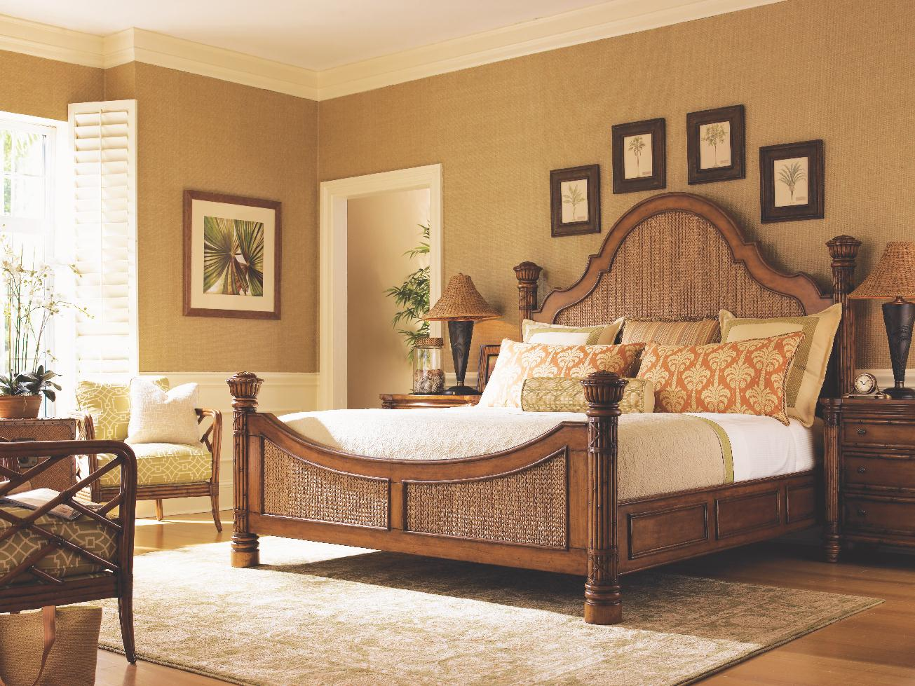 Cheap Bedroom Sets For Sale Tommy Bahama Island Estate Round Hill Bedroom Set Sale Ends Feb 17