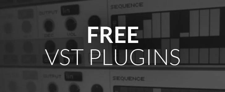 Free VST Plugins! - Bedroom Producers Blog