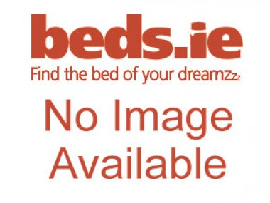 4ft 6 Bed 4ft6 Silver Supreme Bed