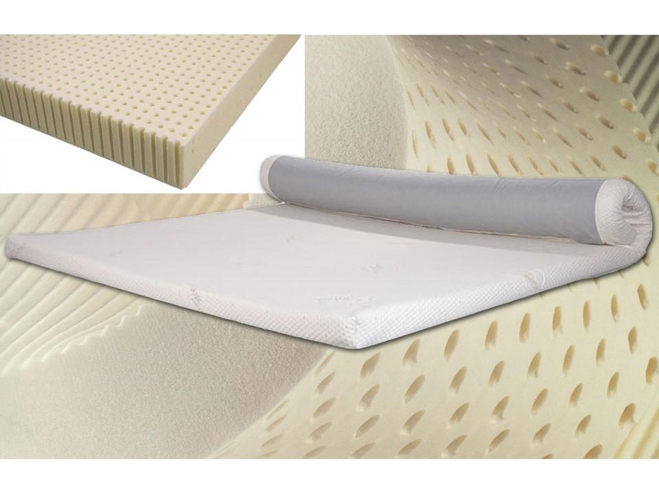 Premium Latex Mattress Topper With Cover