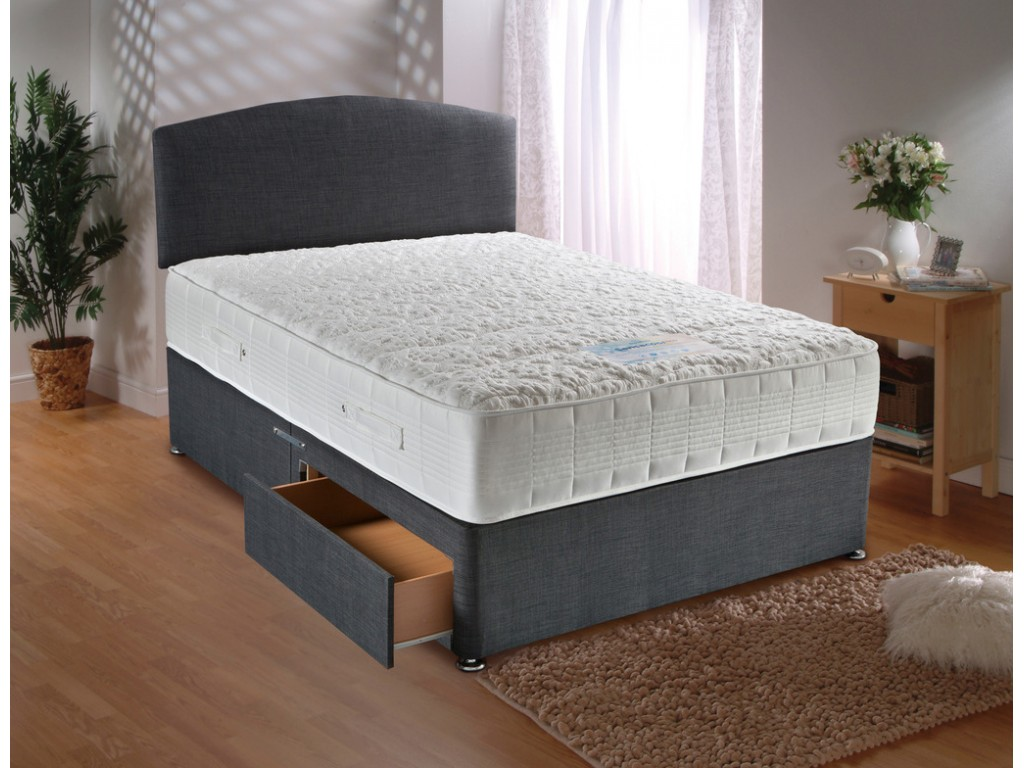 Dura Beds Mattress Dura Beds Sensacool 1500 2ft 6