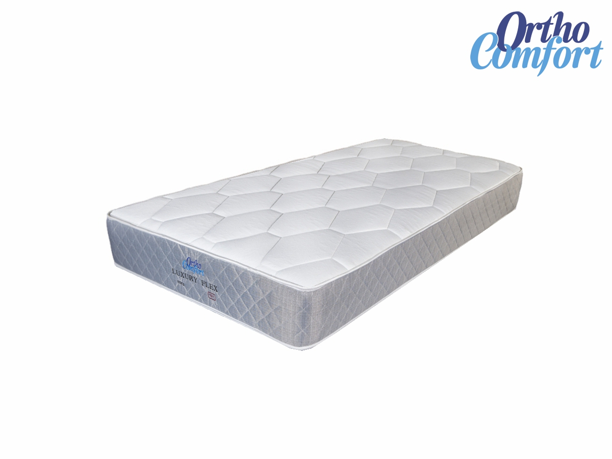 Single Mattress Length Ortho Comfort Luxury Flex Single Mattress Extra Length