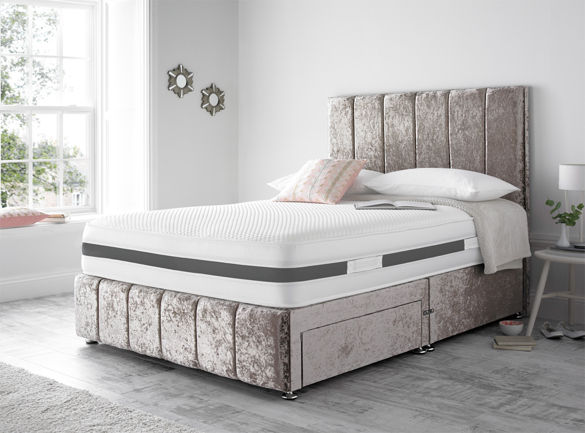 Giltedge Beds Pall Mall 4ft 6 Double Divan Base