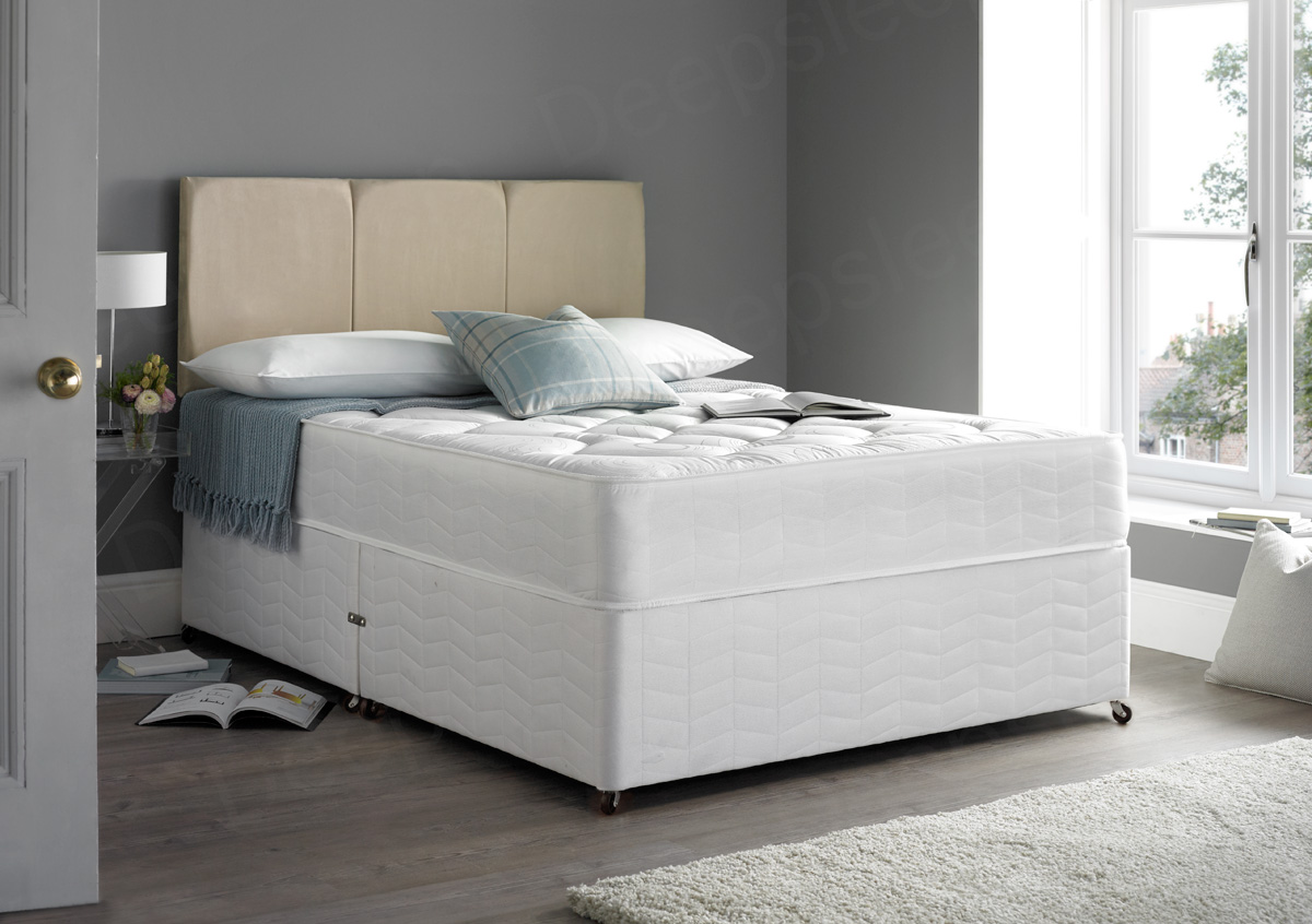 Double Divan Beds Giltedge Beds Topaz 4ft Small Double Divan Bed