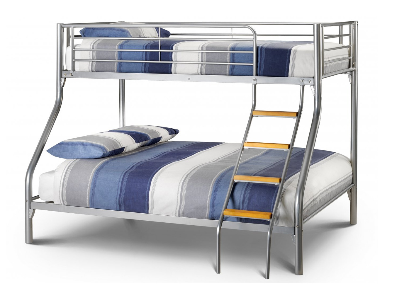 Tweepersoons Stapelbed Buy Star Collection Atlas Triple Bunk Bed Bedstar Co