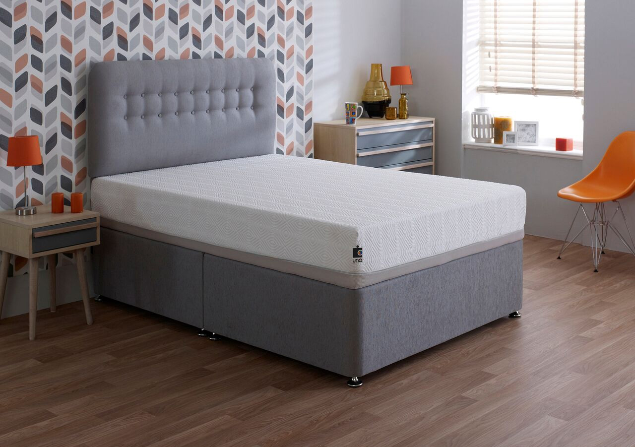 Breasley Mattress Review Breasley Uno Pocket Memory 2000 5ft Kingsize Mattress