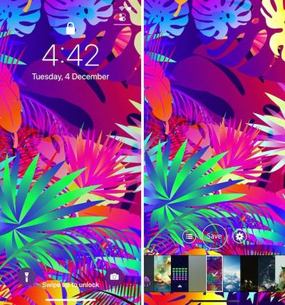 7 Best Live Wallpaper Apps for iPhone (2018) | Beebom