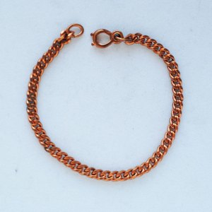 #jewelry #gold #copper #charmbracelet