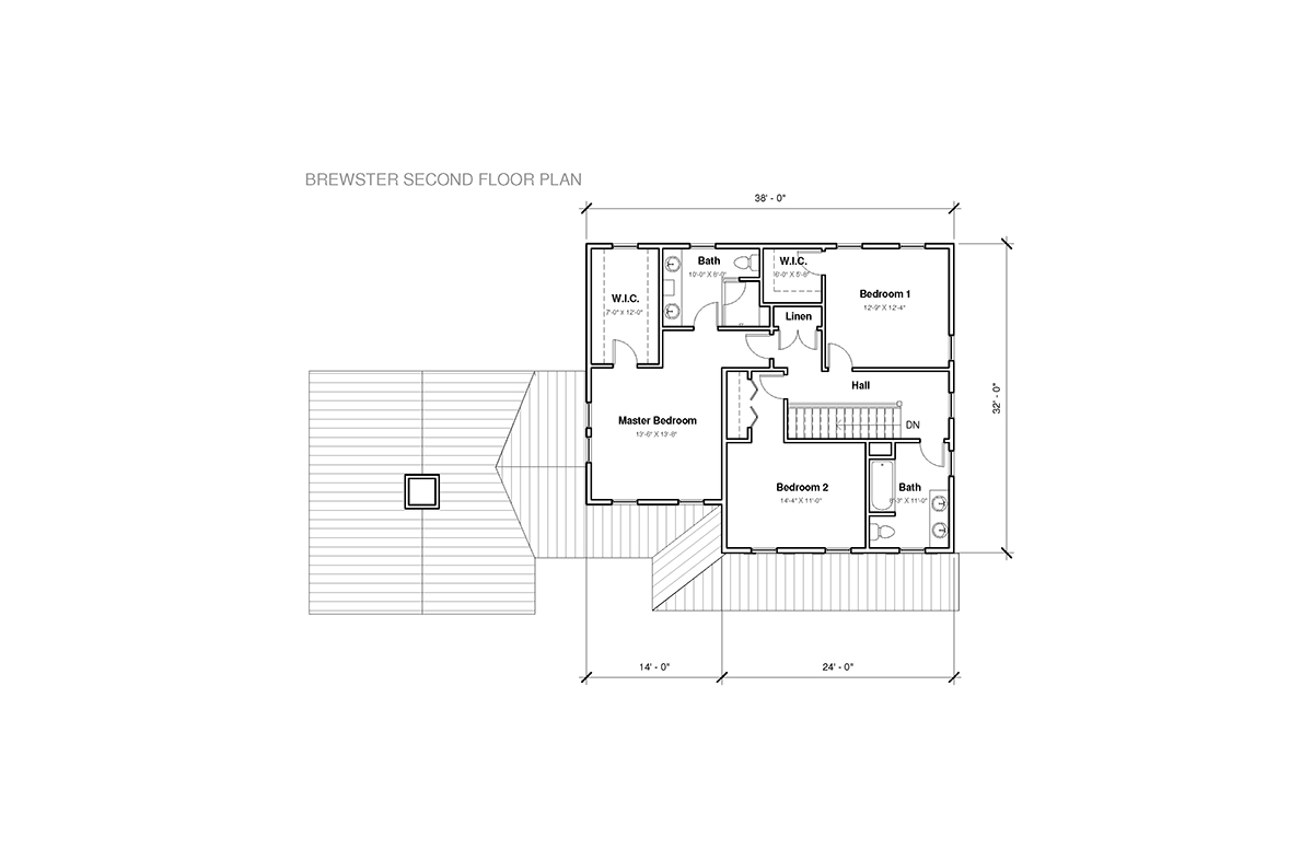 2nd Floor House Plans Photos And Floor Plans Beech Tree Estates