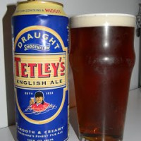 Review of Tetley's English Ale