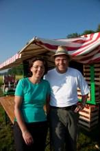 Susanne und Wolfgang Offenbeck