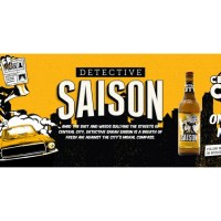 Central City Introduces Detective Saison first in a series of character-based beers