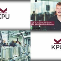 KPU and Richmond's Be Right Back Brewing toast to a new school year
