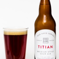 Steel & Oak Brewing Co. - Titian Belgian-Style Sour Ale