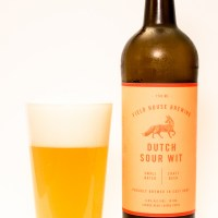Fieldhouse Brewing - Dutch Sour Wit