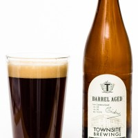 Townsite Brewing - Barrel Aged Cardena Quad