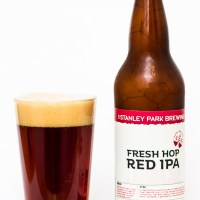 Stanley Park Brewing - Fresh Hop Red IPA