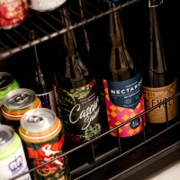 A House Is Not A Home Without A Beer Fridge - The New-Air 126-Can Beverage Cooler