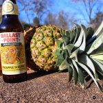 Ballast Point Pineapple Sculpin bottle